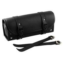 Универсальный кожаный инструментальная сумка для Мотоцикл вилка