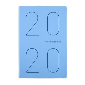 Image 4 - Agenda 2021 Planner Organizer Diary A5 Notebook and Journal Weekly Monthly Note Book Travel Notepad School Business Handbook NEW