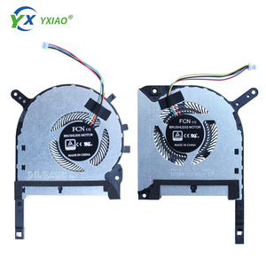 New Original CPU GPU Cooling Fan cooler for ASUS FX705 FX705G FX705GM FX86 FX86SM FX505 FX505D FX505DU Laptop COOLING FAN