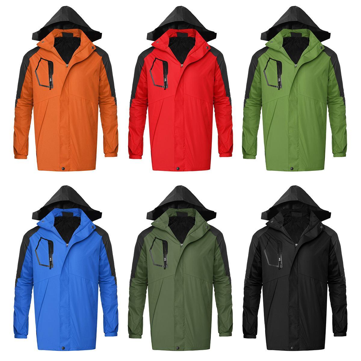 Ski Warm Jacket Men Women Jacket Waterproof Snow Fleece Lined Coat Outdoor Snowboard Windproof Fabric Winter Warm Snow Suits