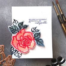 Eastshape Dies Flowers Metal Cutting Frame Scrapbooking for Card Making DIY Embossing Cuts New 2019Craft Flower Element