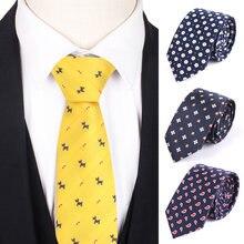 Мужские и женские галстуки с круглым вырезом модные повседневные