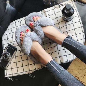 Cozy Fur Slippers 5