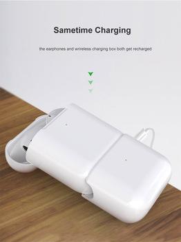 Ładowarka Power Bank dla Airpods 1 2 Min Power Bank typ C kompatybilny dla iPhone Power Bank Charger dla ipada tanie i dobre opinie jiansu 5000-6999 mAh CN (pochodzenie) Power Case Apple iphone ów Z tworzywa sztucznego A Grade Lithium polymer batteries