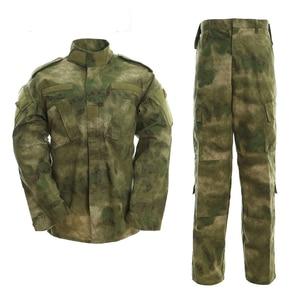 Nowy US Army Navy BDU CP Multicam strój kamuflażowy mundur wojskowy taktyczny bojowy Airsoft Farda tylko kurtka i spodnie