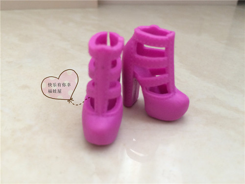 1/6 Doll shoes Single shoes, flat feet, sneakers, sandals, slippers flats for Barbie Doll shoes 1/6 6
