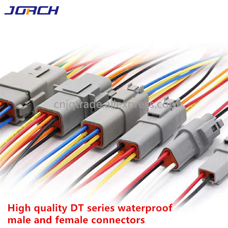 [SCHEMATICS_48YU]  1 Pcs Deutsch DT connector with 20cm Wiring harness DT06 2S/DT04 2P 2P 3P  4P 6P 8P 12P waterproof electrical connector|Wiring Harness| - AliExpress | Deutsch Wiring Harness |  | www.aliexpress.com