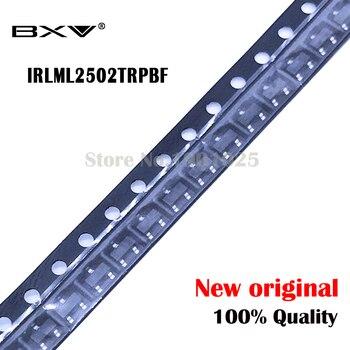 Free Shipping 50pcs IRLML2502TRPBF IRLML2502 SOT23 SOT SOT23-3 IRLML2502TR MOSFET New original цена 2017
