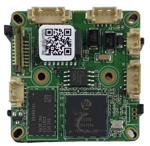 Image 5 - Carte de Module de caméra IP Sony IMX291 + 3516CV300 IRC 2.8 12mm FishEye Panorama H.265 3MP 2048*1536 1080P ONVIF CMS XMEYE RTSP P2P