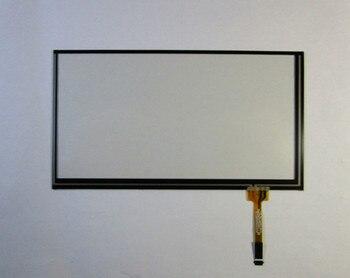 5pcs/lot original new Touch screen 6.95 inch 167*93 Desaixi navigation device  5206 original touch screen warran