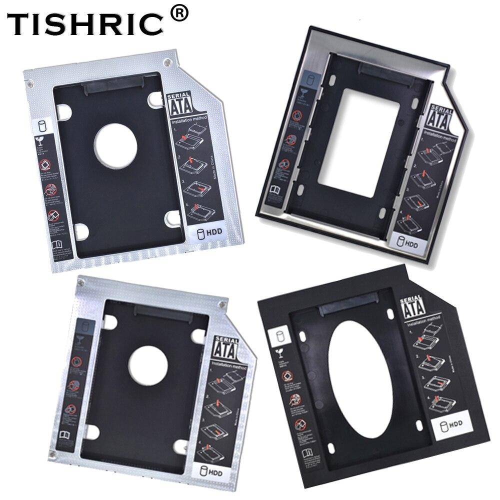 Tishric アルミ/プラスチック 9.5/12.7 ミリメートル SATA 3.0 2.5