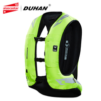 DUHAN Motorcycle Air bag Vest Motorcycle Jacket Moto Racing Professional Advanced Air Bag System Motocross Protective Airbag New