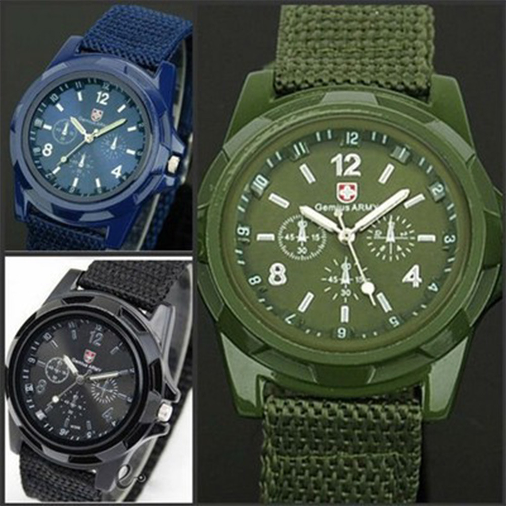 For 9-18 Years Old Sports Children's Watch Military Sports Car Style Man Watches Nylon Wristwatch Child Student Clock Kids Boy G