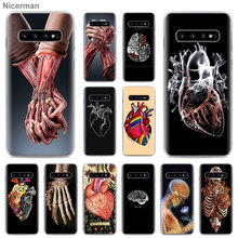 Medical Human Organs Brain Phone Case for Samsung