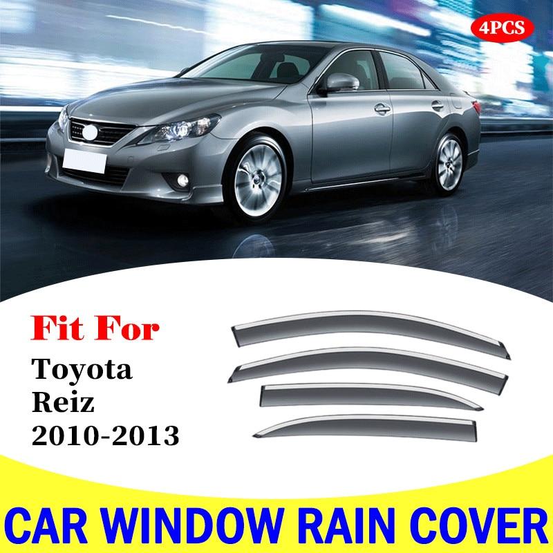 Купить автомобильные оконные козырьки для toyota reiz 2010 2013 автомобильные