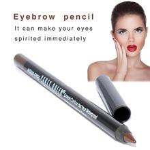 Eyebrow Pencil Black / Brown Outline Fine Enhancer Eye Brow Pen Hue Cosmetics Long-lasting Makeup Tools