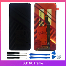 6.4'' Original For ASUS Zenfone 6 ZS630KL LCD Display 10-Touch Screen Digitizer Sensor Glass Assembly For ASUS ZS630KL I01WD Lcd стоимость