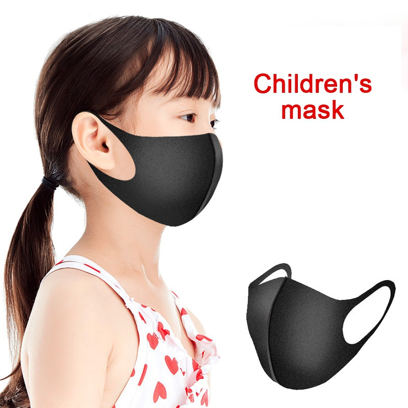 1PC Reuseable Anti-Dust PM2.5 Masks Parent-Child Personalized Breathable Washable Masks Fast Delivery 1
