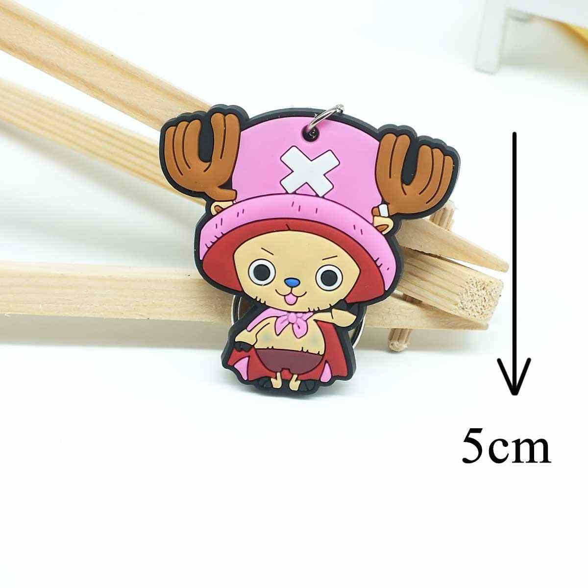 Zoeber Аниме пластиковый брелок для ключей с анимационными рисунками милый кролик Марвел Капитан Сова KT брелок для женщин брелок сумка телефон цепь ремней