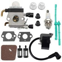 C1Q-S97 FS55R Carburetor Coil Adjustment Kit for Stihl FS38 FS45 FS45C FS46C FS55 FS55RC Trimmer Weeder Replacement Part