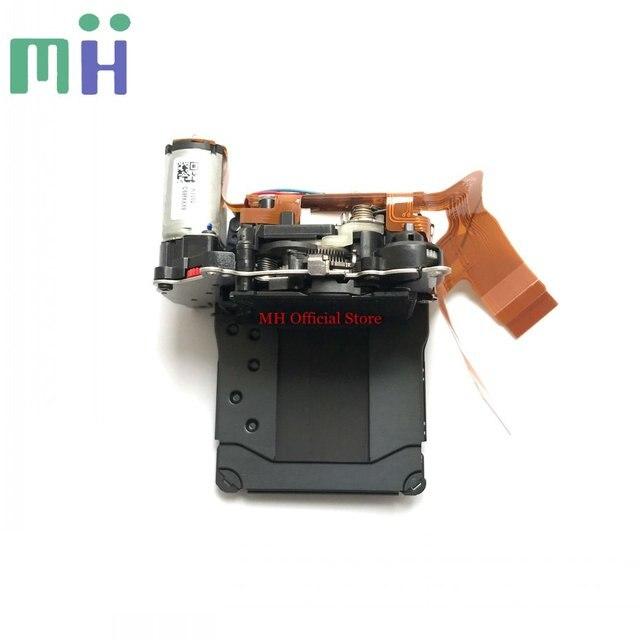 Nikon D5100 Shutter ünitesi bıçaklı perde motoru kamera onarım bölümü