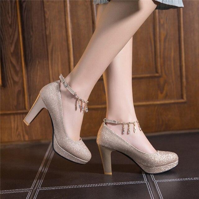 Women's Luxury High-Heel Shoes