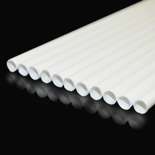 FREE SHIPPING 100pcs 3mm ABS round plastic tube