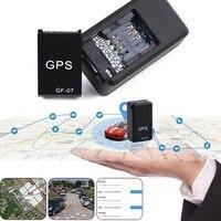 Mini izci LBS gerçek zamanlı araba kamyon manyetik takip cihazı GSM GPRS bulucu GPS izci USB şarj kablosu araç için
