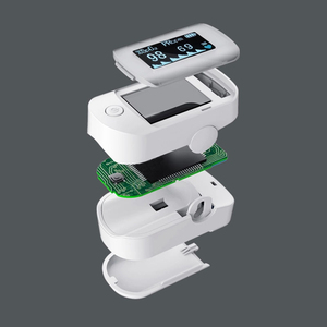 Image 4 - Originele Xiaomi Yuwell Oximeter Oled scherm Digitale Vingertop Pulse Care High Speed Sensor Auto Power Off Gezondheid Voor Familie