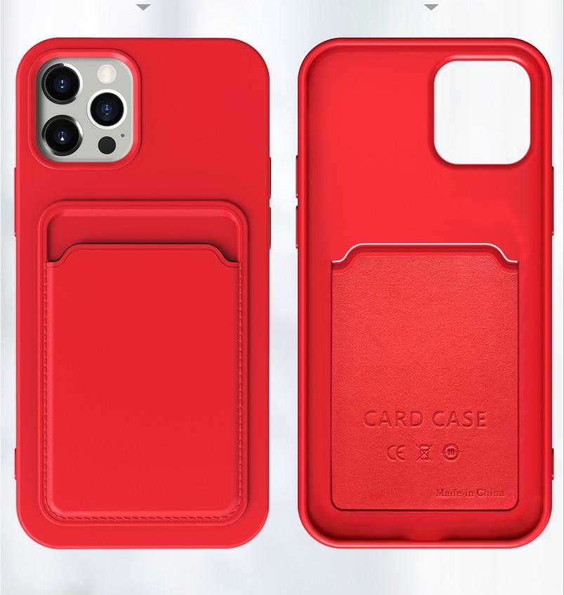 Hea68f14ea24a41fd8ebcb101ee7a11cet Capinha carteira case telefone iphone 12 pro max mini se 2020 11 xs x xr 6 7 8 plus tpu carteira macia capa traseira à prova de choque coque novo