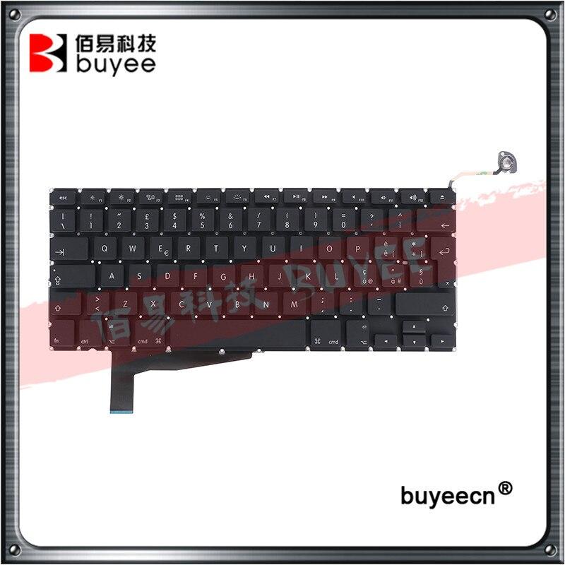 """NEW Italian Keyboard for Apple Macbook Pro 15/"""" A1286 2008"""