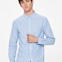 SEMIR Long sleeve shirt men