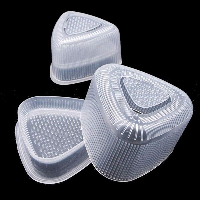 Trilater форма для рисовый онигири мяч устройство для изготовления суши с антипригарным покрытием Кухня Суши набор для изготовления водорослей Пресс устройства пресс-форм для детей начинающих-4