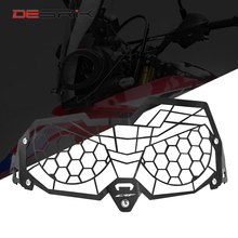 цена на Motorcycle Headlight Grille Guard Cover For HONDA CRF250L CRF250 CRF 250 L 250L Rally ABS 2017 2018 2019 Motorbike Accessories