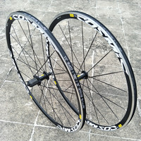 Hot sale Original 700C Cosmic Elite BMX Road Bike Bicycle Wheel Aluminium Alloy V Brake Wheels 30mm Rim Wheelset