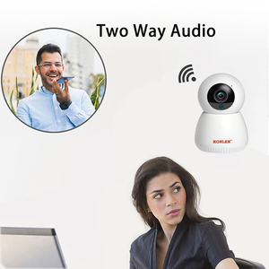 Image 4 - Tuya Camera WIFI IP Wireless Smart Life Compatible Google Home Assistant Alexa 1080P PTZ For House Security Surveillance Indoor