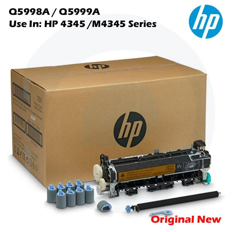 Origianl New HP LaserJet 4345 M4345 4250 4350 HP4345 HP4250 HP4345 HP4350 Maintenance Kit Q5998A Q5999A Q5422A Q5421A Series