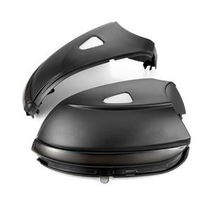 Image 3 - Indicador de espejo retrovisor LED dinámico para Volkswagen Passat CC B7 Beetle Scirocco Jetta MK6, luz de señal de giro dinámica, 2 uds.