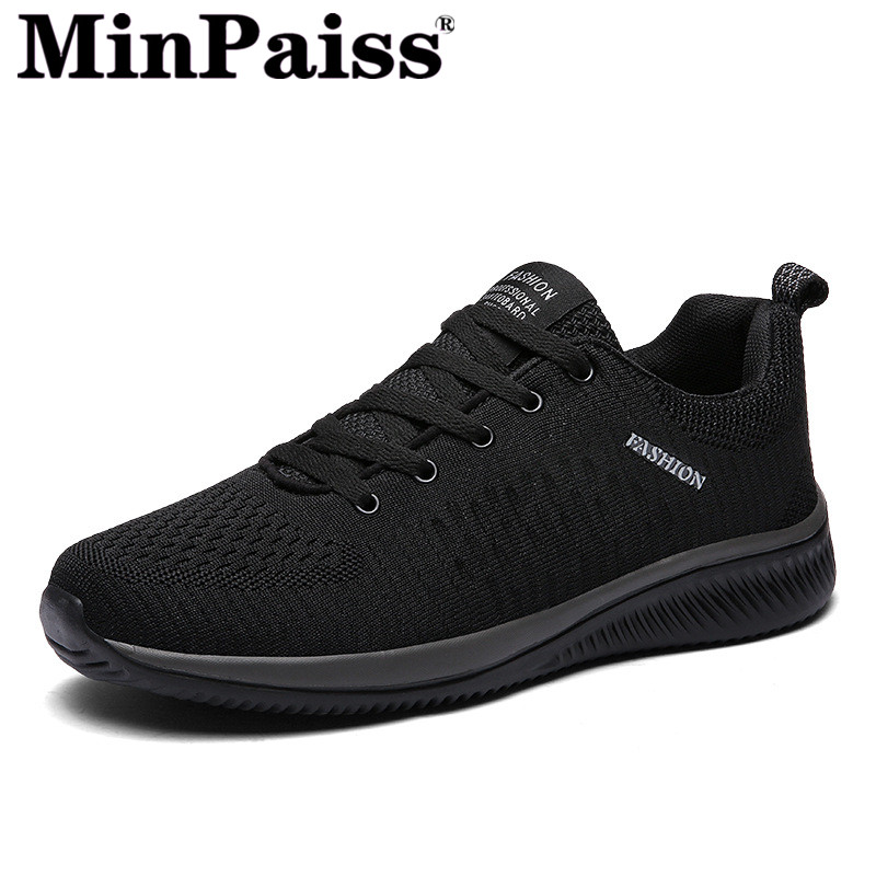 New Summer Flying Weave Men 39 s Shoes Air permeable Sports Shoes Wear resistant Leisure Running Shoes Mesh Shoes Men 39 s Shoes in Men 39 s Casual Shoes from Shoes