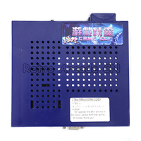 2 sets/lot 138 in 1 game ELF JAMMA arcade game PCB board classic coin games support CGA VGA output for horizontal monitor
