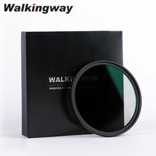 Walkingway CPL Camera Lens Filter Ultra Slim Optics Multi Coated Circular Polarizer Lens 37mm 39mm 43mm 52mm 58mm 62mm 67mm 77mm