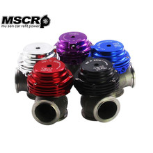 MVS 38mm TIAL Wastegate Aluminum Top Steel V band External Waste Gate For Supercharge Turbo Manifold 14PSI