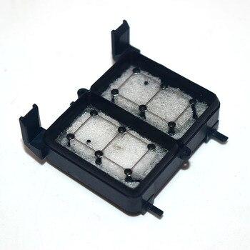 цена DX5 F158000 F152000 Printhead Waste Ink Cap Pad for Epson R1800 R2400 R1900 R2000 Printer Head Capping Top онлайн в 2017 году