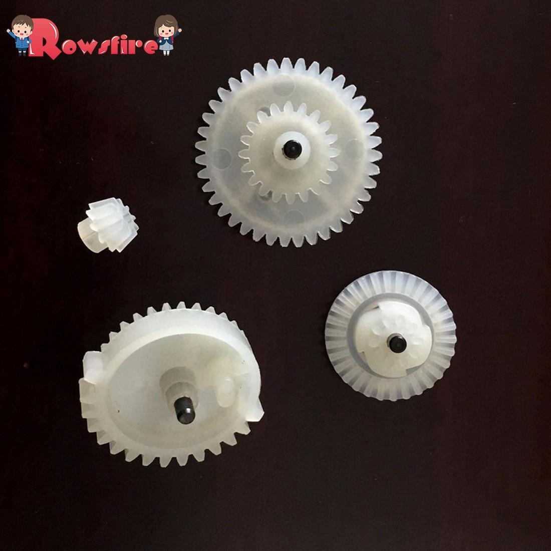 Original Gear Set For XWE M-4 Water Gel Beads Blaster - White