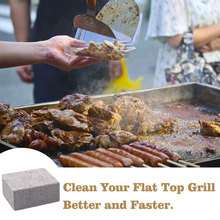 Gadget-Decoration Kitchen-Block Grease-Cleaning Heat-Resistant for Stains 2pcs 10--7--4cm