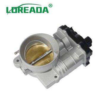 LOREADA Electronic Throttle Body Assembly for Escalade Sierra Silverado Yukon Envoy Van 12570800