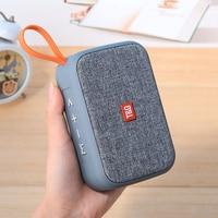 Original Brand TG506 Speakers Portable Bluetooth Speaker Wireless Soundbar Outdoor HIFI Subwoofer Support TF Card FM Radio Aux 1