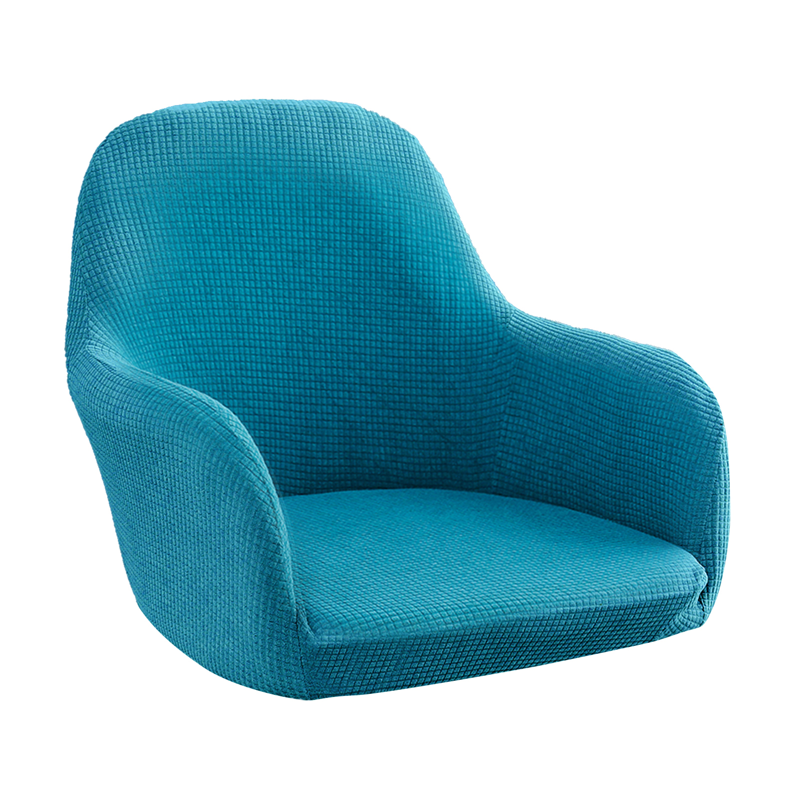Chair Covers for Dining Room, Soft Stretch Seat Slipcover,Washable Removable Chair Protector