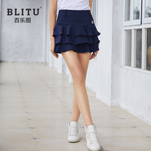 2020 NEW Women's Skirt Golf Tennis Skirt Summer Casual Athletic Sports Short Skirt for Ladies 골프웨어
