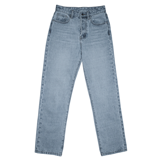 Loose Comfortable Jeans  3